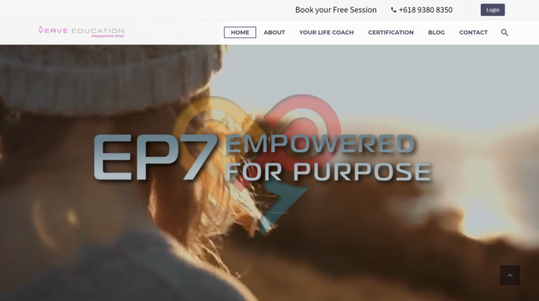 EP7 – Empowerment Life Coaching, Mentoring, Work Culture Consulting, Training & Certification