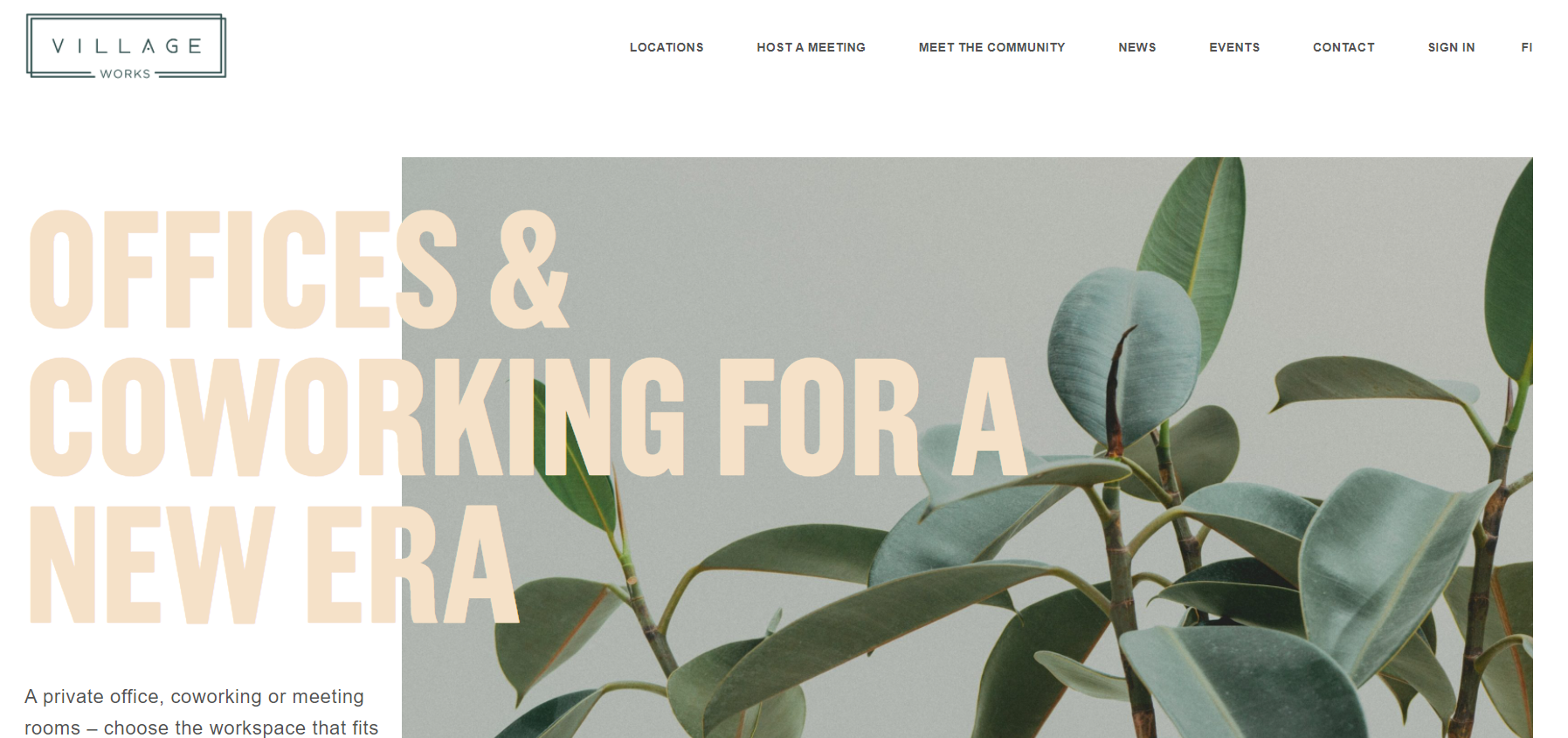 VillageWorks | Offices & Coworking in Finland