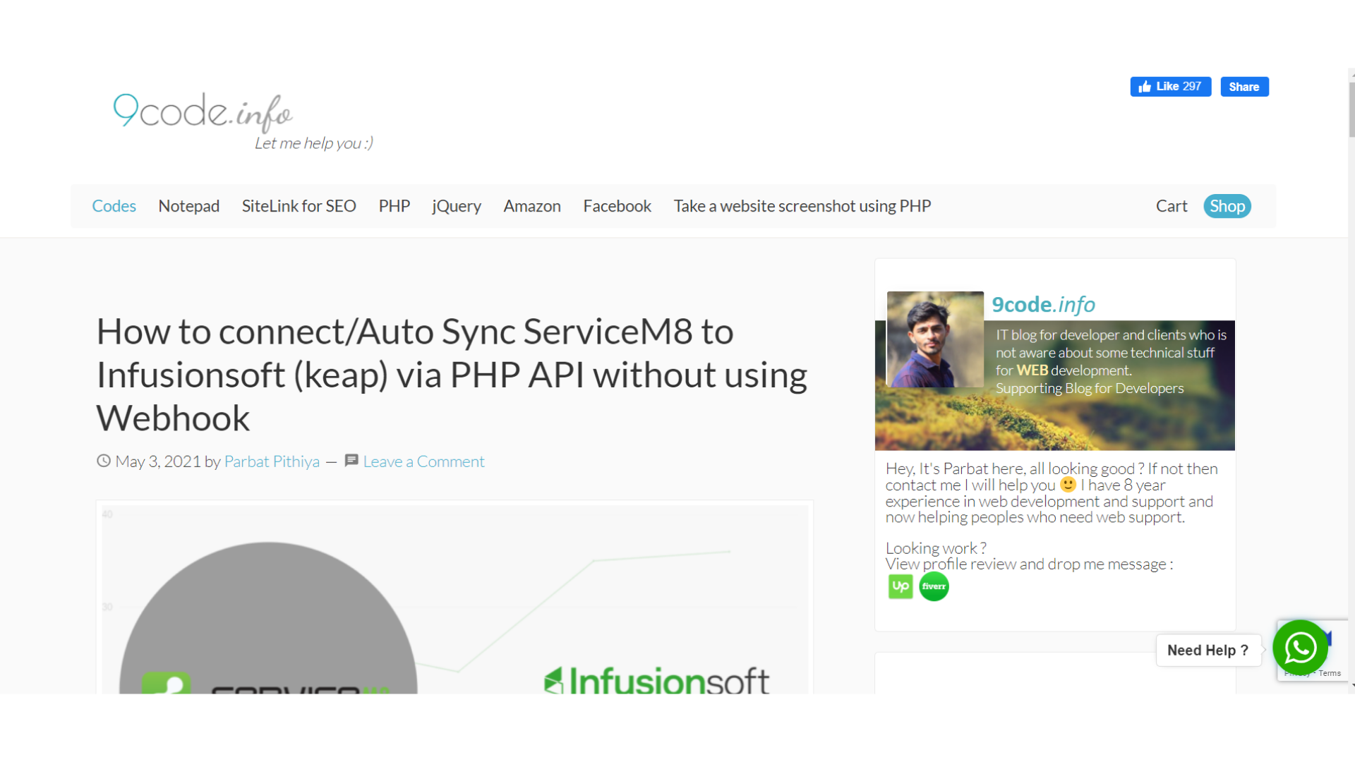 9code.info is a Programming Blog, Tutorials, jQuery, Ajax, PHP, MySQL With All Free Demo and Download - Gatetouch
